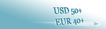 EUR 40+
