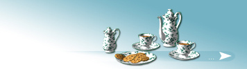 Dollhouse Tableware