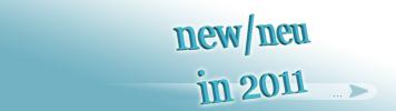 Neue Artikel in 2011