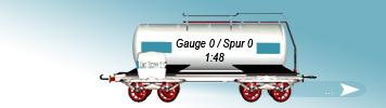 0 Gauge, O Gauge, 1:48