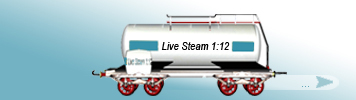 Live Steam Gauge, 1to12