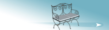 Miniature Patio Furniture