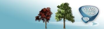 Bäume für Spur 0