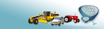 Vehicles for 1 Gauge