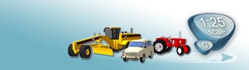 Fahrzeuge für Spur G