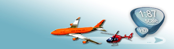 HO Aircrafts