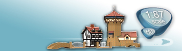Buildings & Constructions for HO Gauge