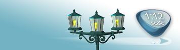 Lampen & Laternen für Spur Live Steam