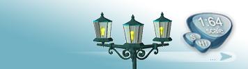 Lampen & Laternen für Spur S