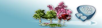 Bäume & Pflanzen für Spur S