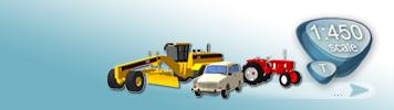 Fahrzeuge für Spur T