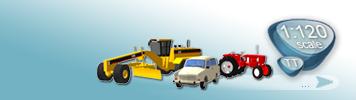Fahrzeuge für Spur TT