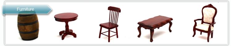 miniature furniture, miniatures furniture