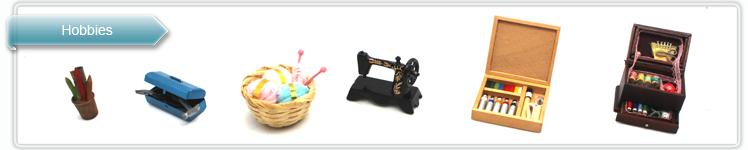 miniature hobby, dollhouse hobby