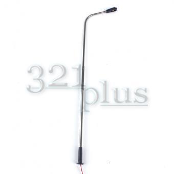 Peitschenlampe | Diorama Zubehör 1:72