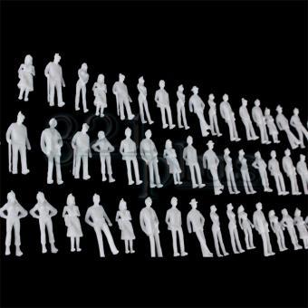 1:160 Scale Figures for N Gauge Model Trains