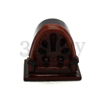 1 to 12 Miniature Dollhouse Radio