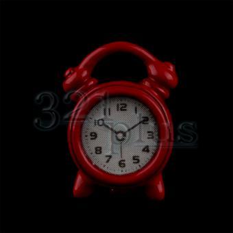 Doll 1:12 Scale Miniatures | Dollhouse Alarm Clocks