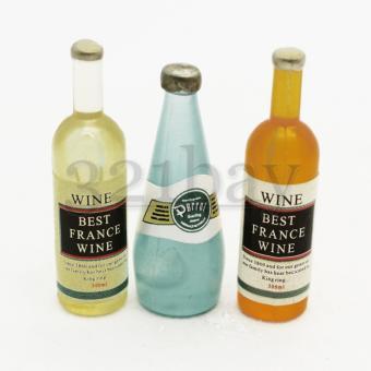 Wein Miniaturen & Zubehör für die Miniatur Bar