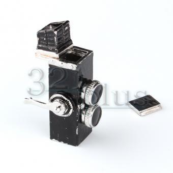Miniatur Fotoapparat | Puppenstubenzubehör 1:12