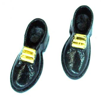Miniature Shoes & Clothing for Dollhouse Decorations