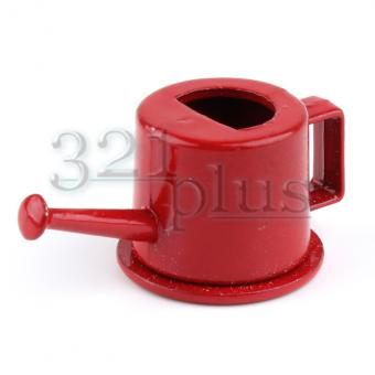 Miniature Watering Can for 1:12 Scale Dollhouse Garden