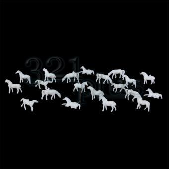 N Scale Horses | 1:160 Scale Model Horse