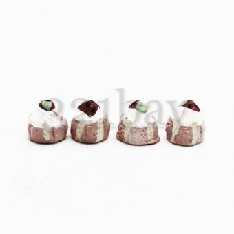 Polymer Clay Food Miniatures | Clay Tart