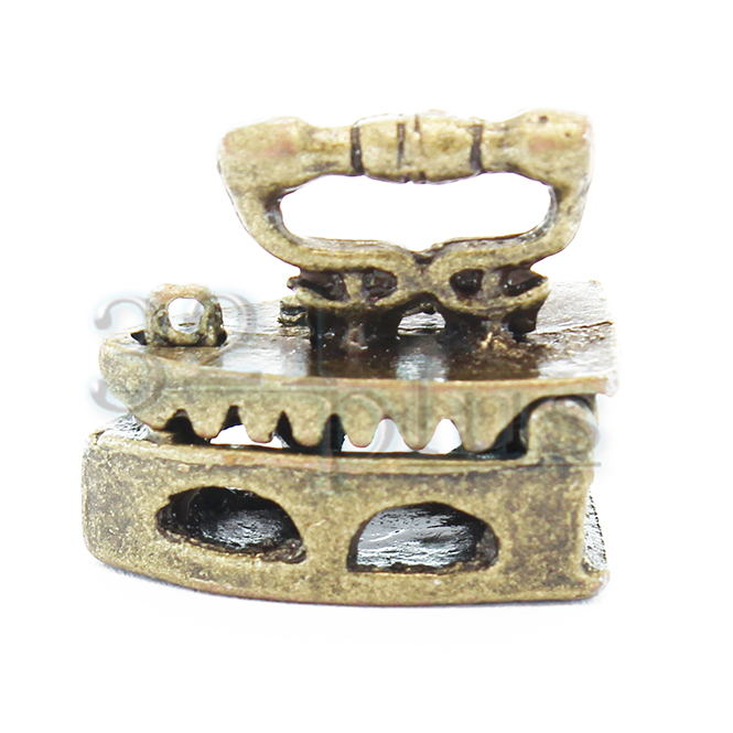 Minature Iron | Miniature Dollhouse Accessories