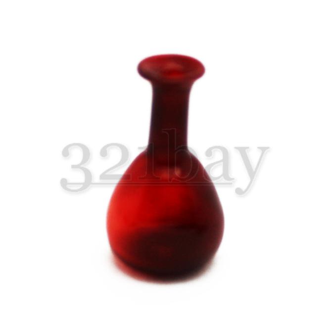 Miniature Carafe Red | Mini Bottle