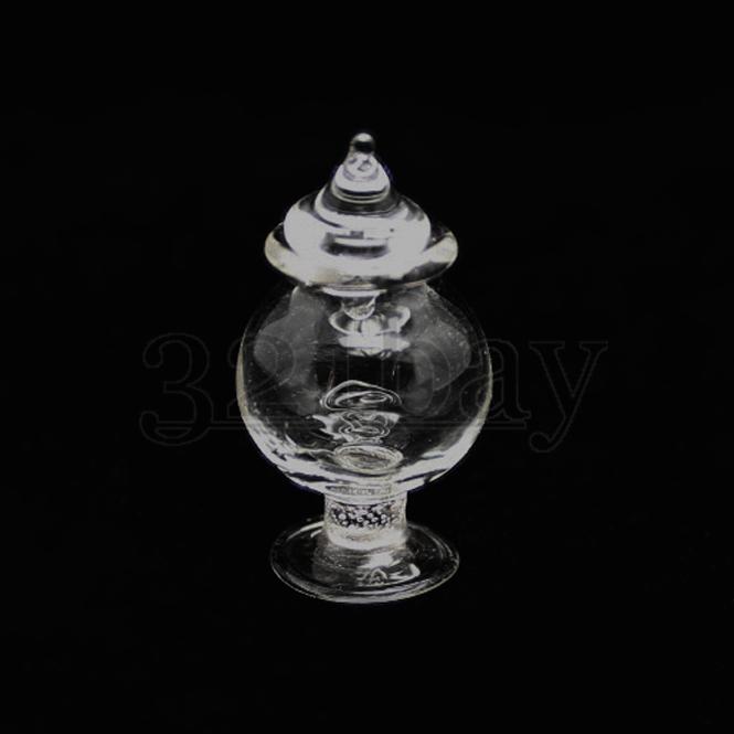 Puppenhaus Glas-Schale | Kaufmannsladen Zubehör