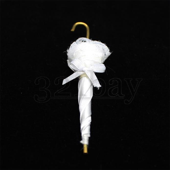 Miniature Umbrella   1:12 Scale Dollhouse Supplies