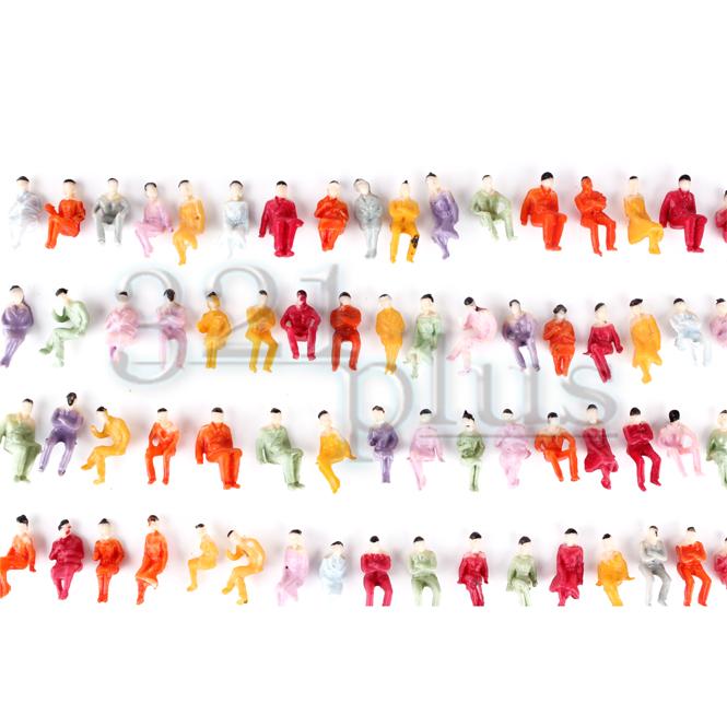 N Gauge Figures   Miniature Model Figures