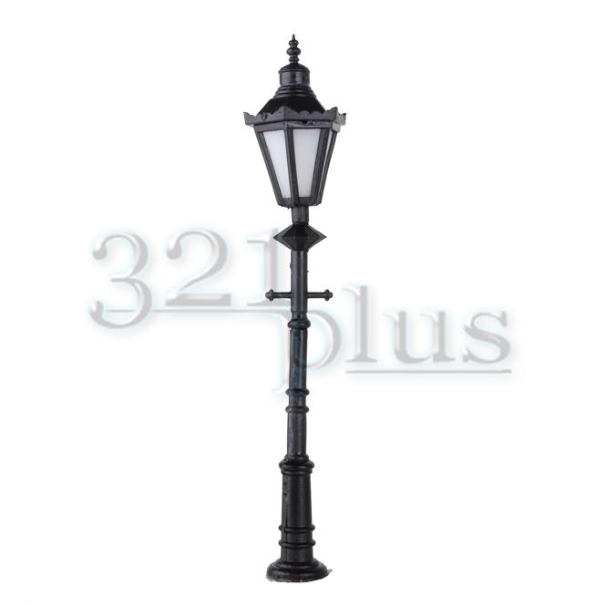 O Scale Street Lights | Miniatures Diorama Supply