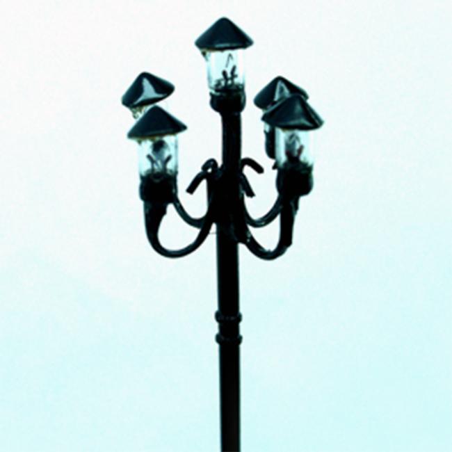 HO Scale Street Lamps for Landscape Model Making