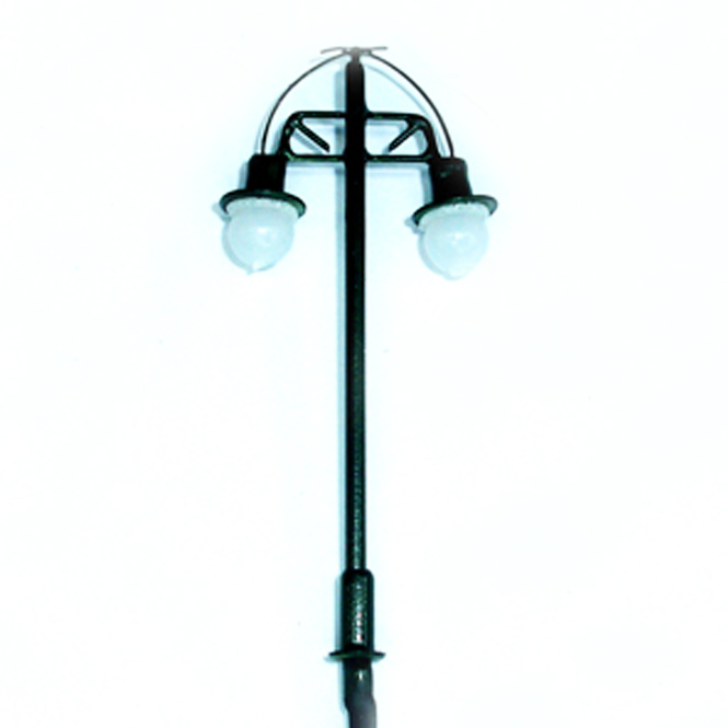 Mini Street Lamps for Miniature Landscaping and HO Trains