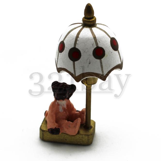 Inch Scale Nursery Dollhouse Lamp   321-miniature.com