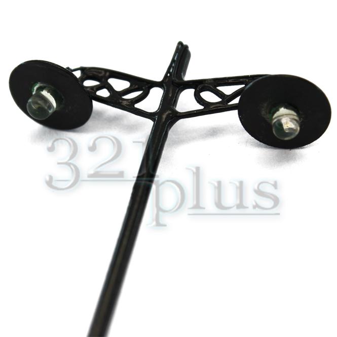 led beleuchtung modellbahn laterne h0 321. Black Bedroom Furniture Sets. Home Design Ideas