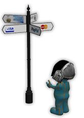 model railway payment